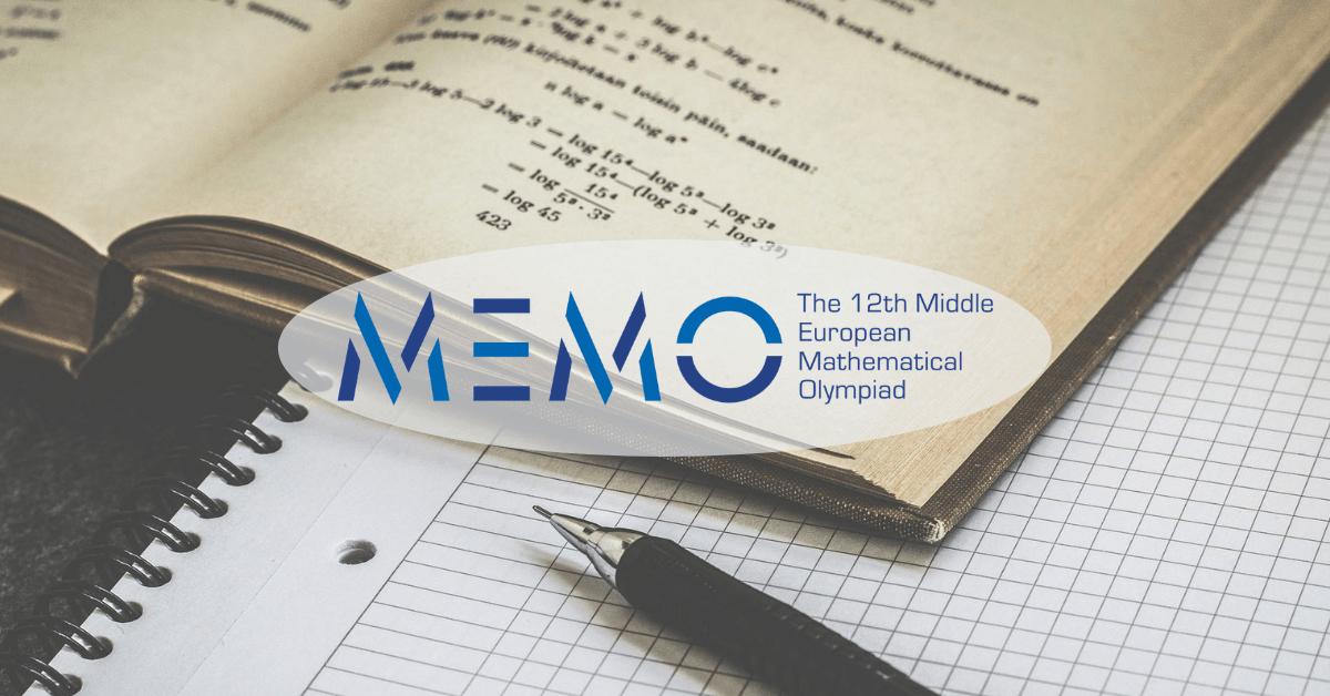 WizjaNet jest jednym z partnerów wspierających Środkowoeuropejską Olimpiadę Matematyczną MEMO